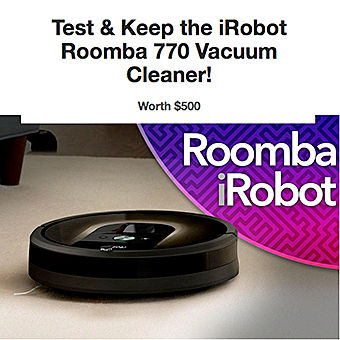 RoombaIrobot