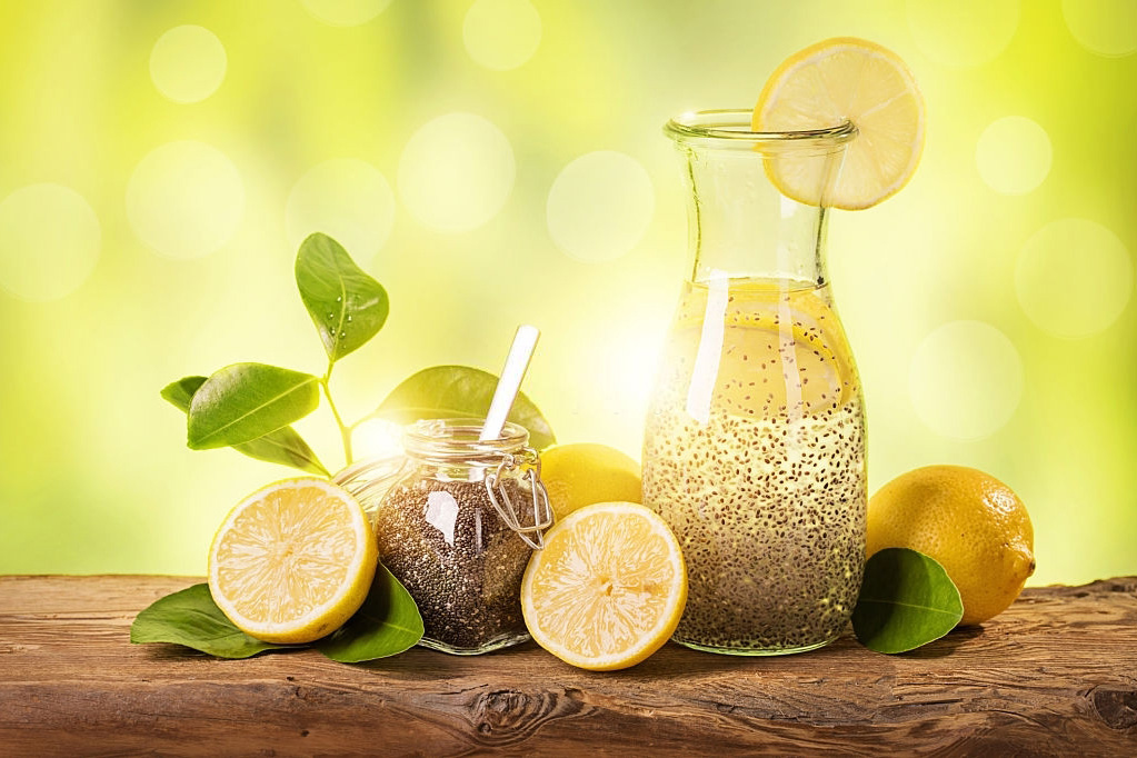 Chia - Curb Cholesterol and Lose Weight