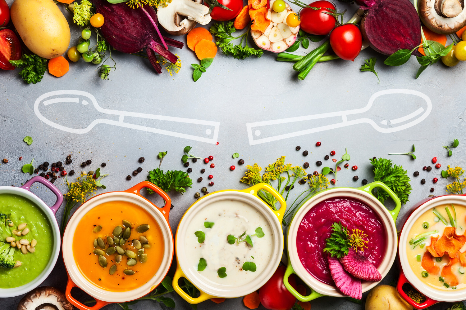 5 Nutritious and Healthy Soup Recipes