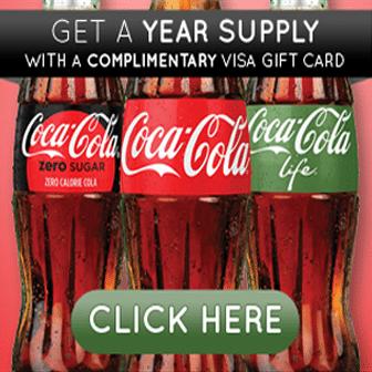 Coca Cola 1yearSupply
