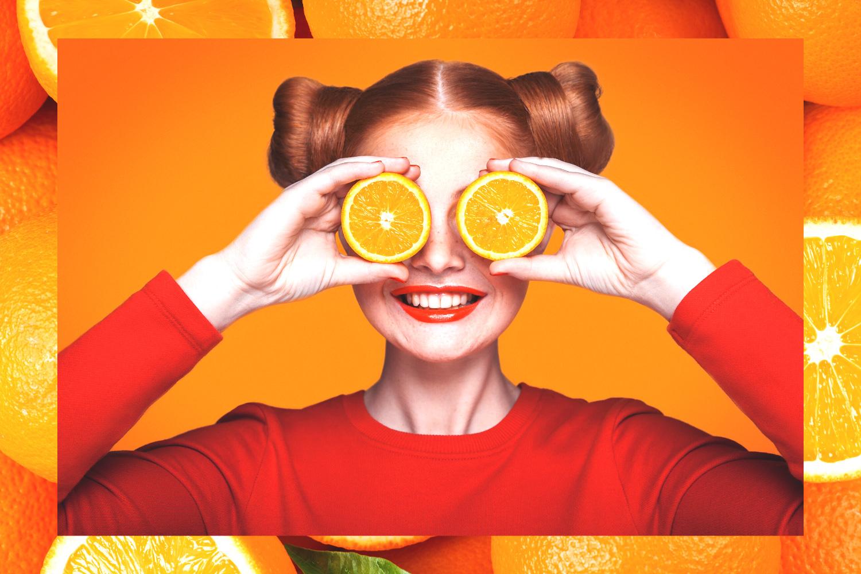 Delicious and Healthy Oranges