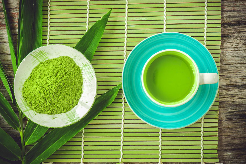 Herbal Detox Tea Green Tea