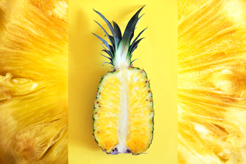 Pineapple, the Golden Fruit