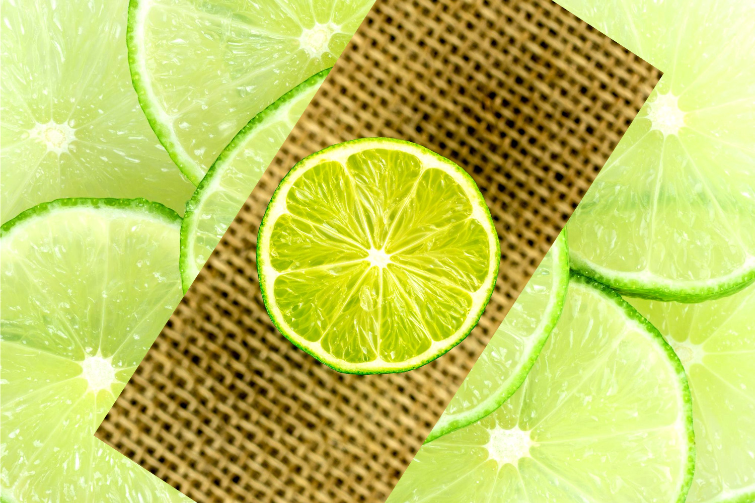 The Aromatic Lime and its Healthy Properties