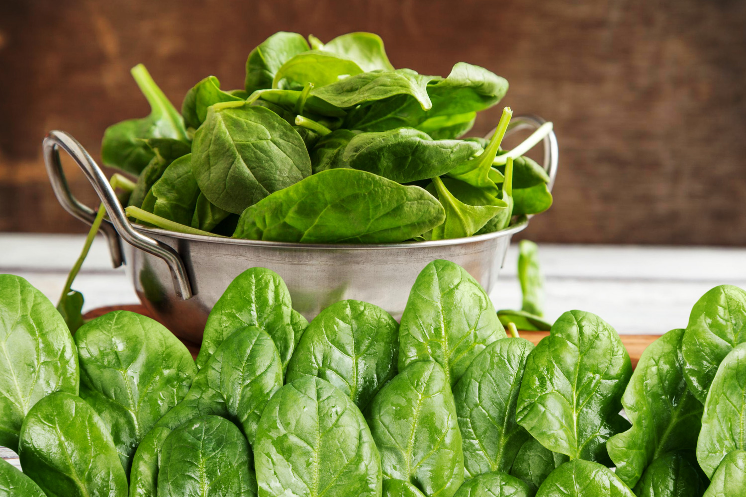 The Humble Spinach and its Noble Properties