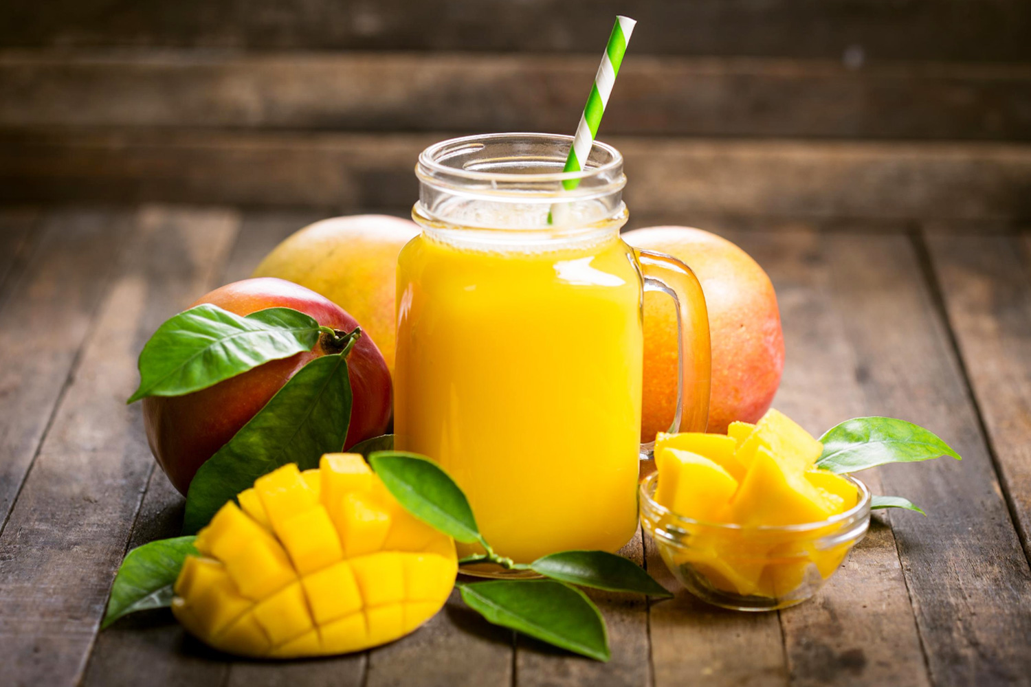 The Sweet and Healthy Mango